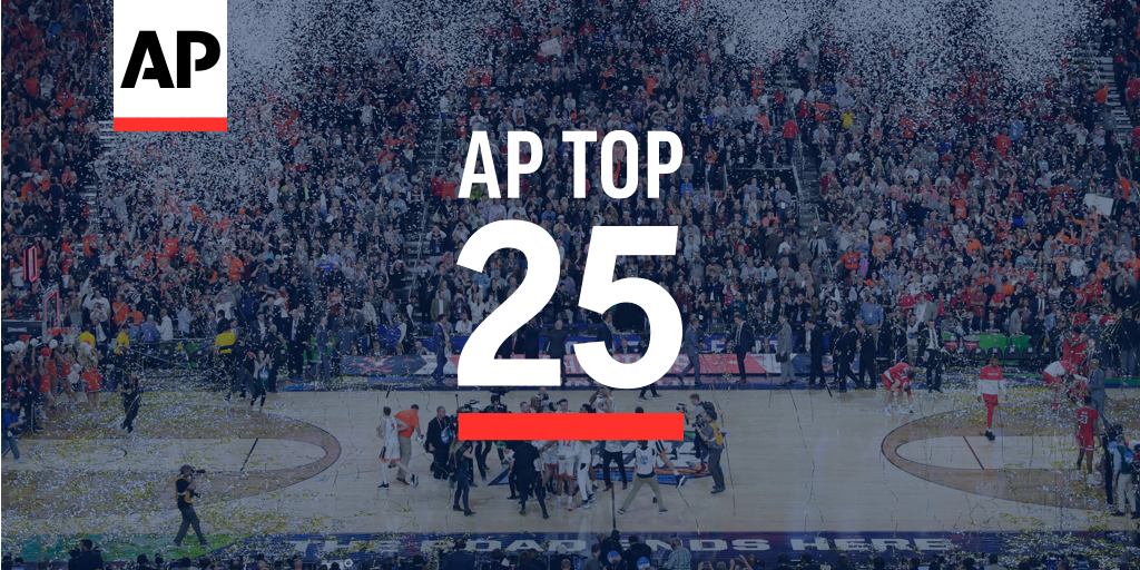 The Associated Press college basketball poll started on