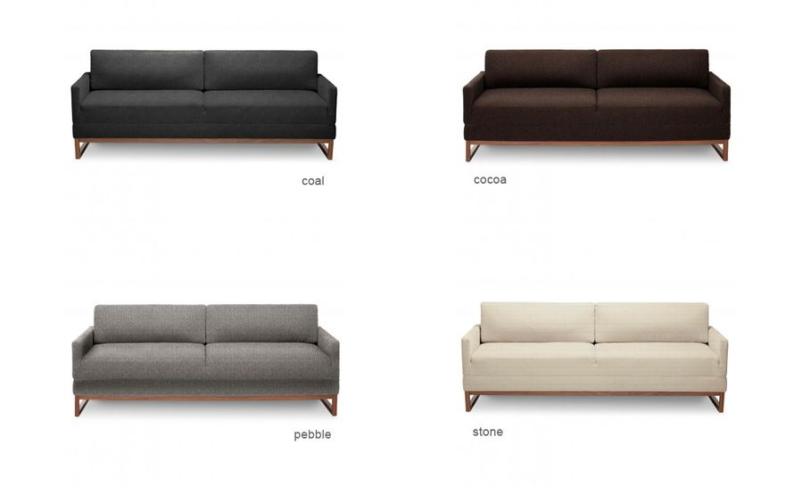 The Diplomat Sleeper Sofa hivemoderncom client SS MM