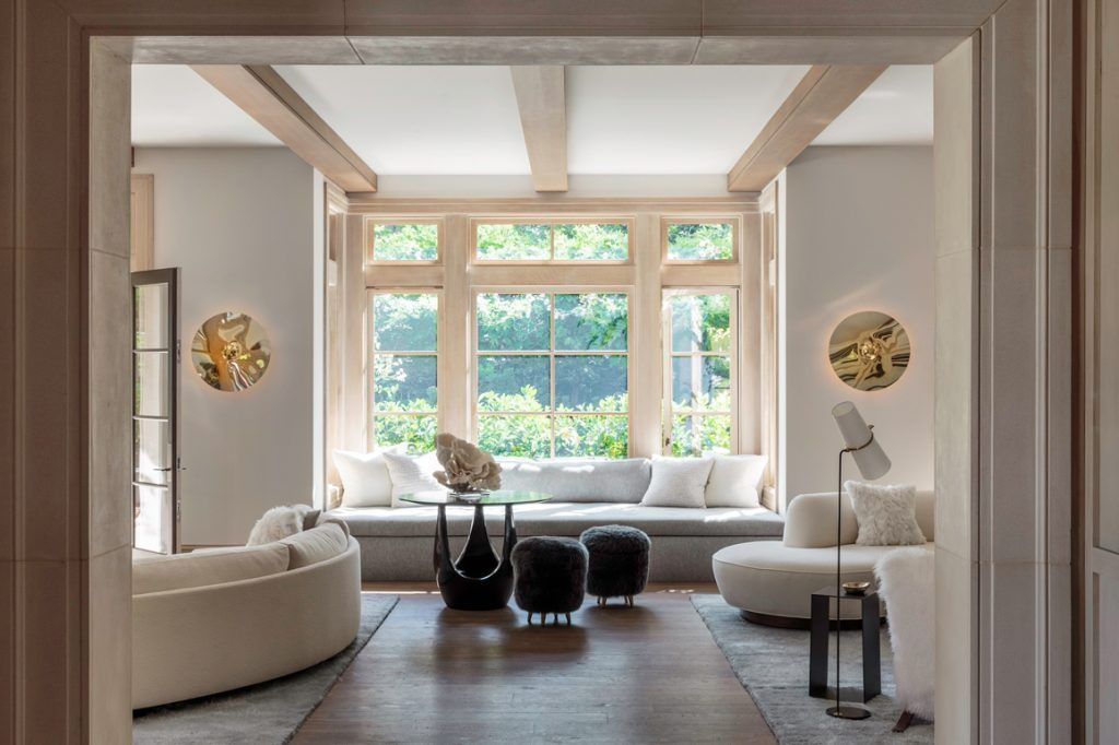 Harmonious Living In Atherton Interior Mansion Designs Residential Interior