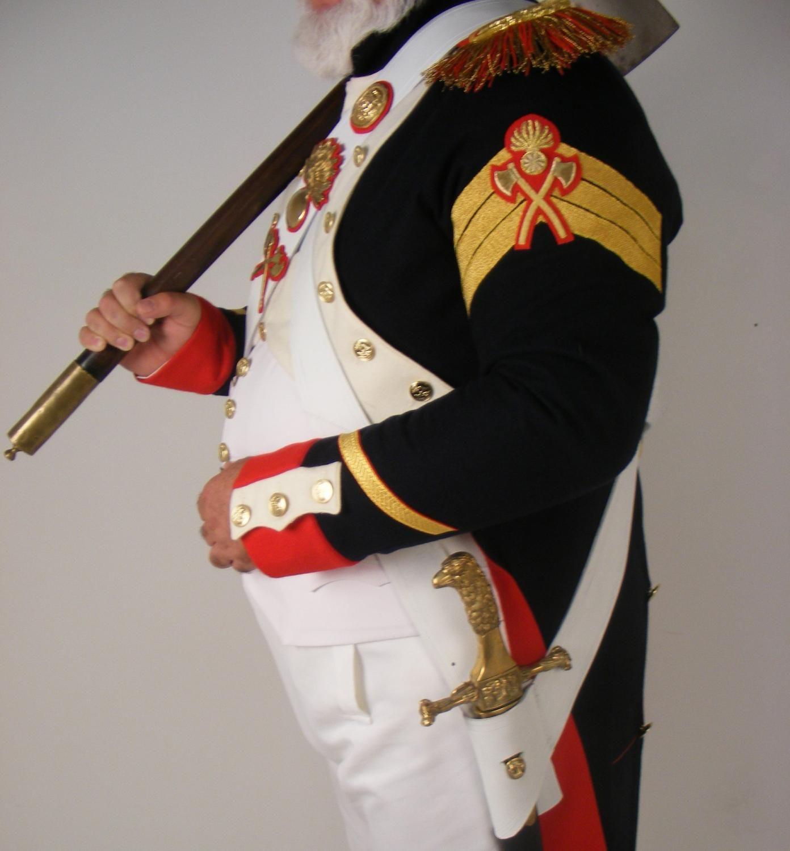 Sergent sapeur de la garde  Dominique Gaye Mariole  c85c02c16d4