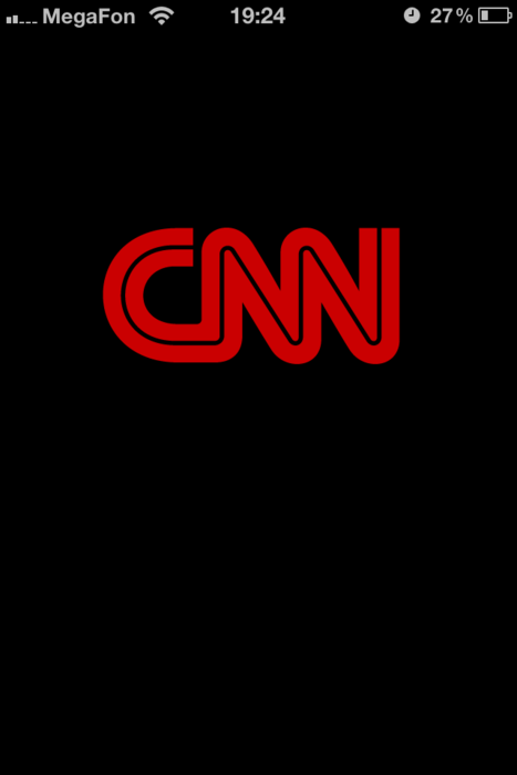I No Longer Take The Daily Newspaper My News Paper Is Electronic Its Called Cnn Com Yes I Miss My Comics But I S App Design Mobile App Design Cnn