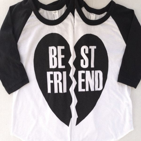 e2d66038 Gold Heart BFF Tee Set- want to get 2 sets for my boys and I ...