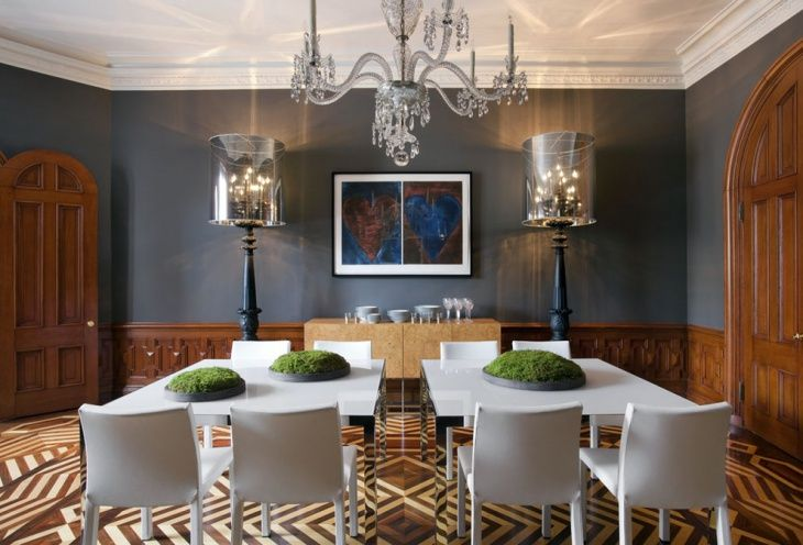 Image Result For Floor Lamp For Dining Room  212 Warren St Classy Dining Room Floor Lamps Design Inspiration