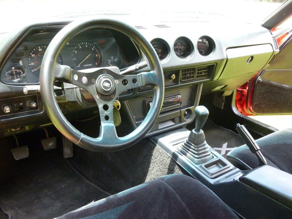 datsun 280z interior 1982 datsun 280zx jupiter