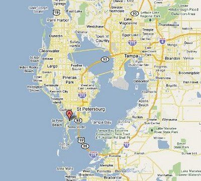 Pin On Florida Here you will find an interactive map along with the traditional static maps identifying the zoning district designations for properties within the city of tampa's incorporated area (city limits). pin on florida