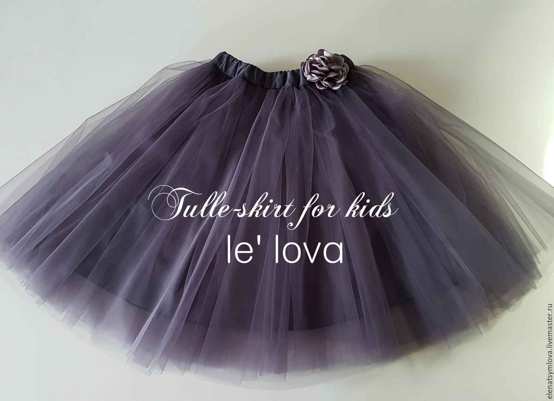 5daeab0cd08 Купить Готовая детская юбка-пачка из еврофатина цвет Санкт-Петербург - для  девочки