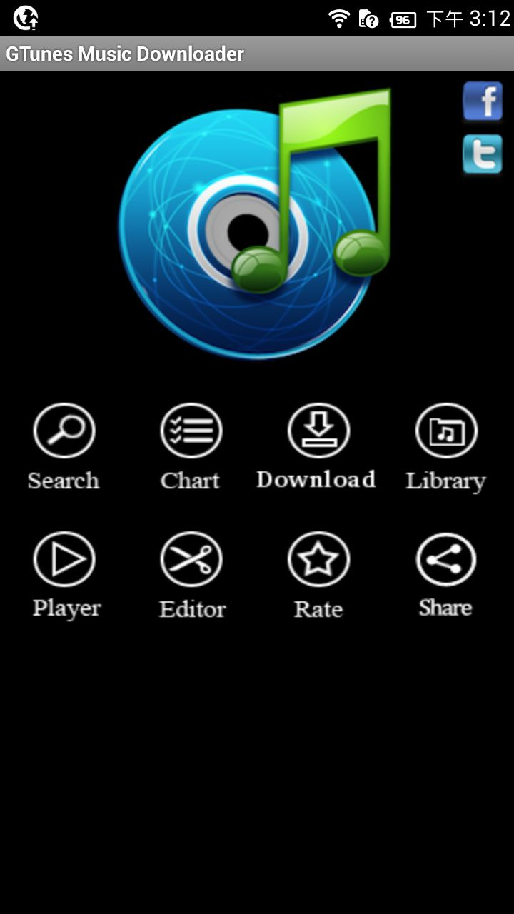 Download GTunes Music Downloader APK for Android Best