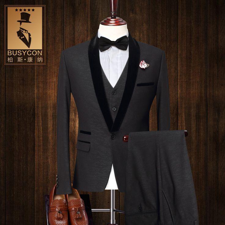 Cheap Fashion Black Tuxedo Dinner Jacket For Men Suit Wedding Bridesmaid Diy Wedding In 2020 Mann Anzug Hochzeit Anzug Hochzeit Manner Anzug