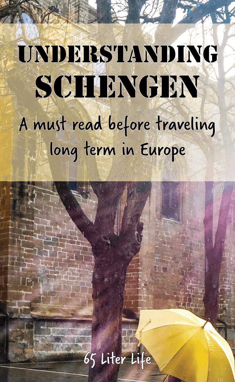 Understanding Schengen The Schengen Agreement