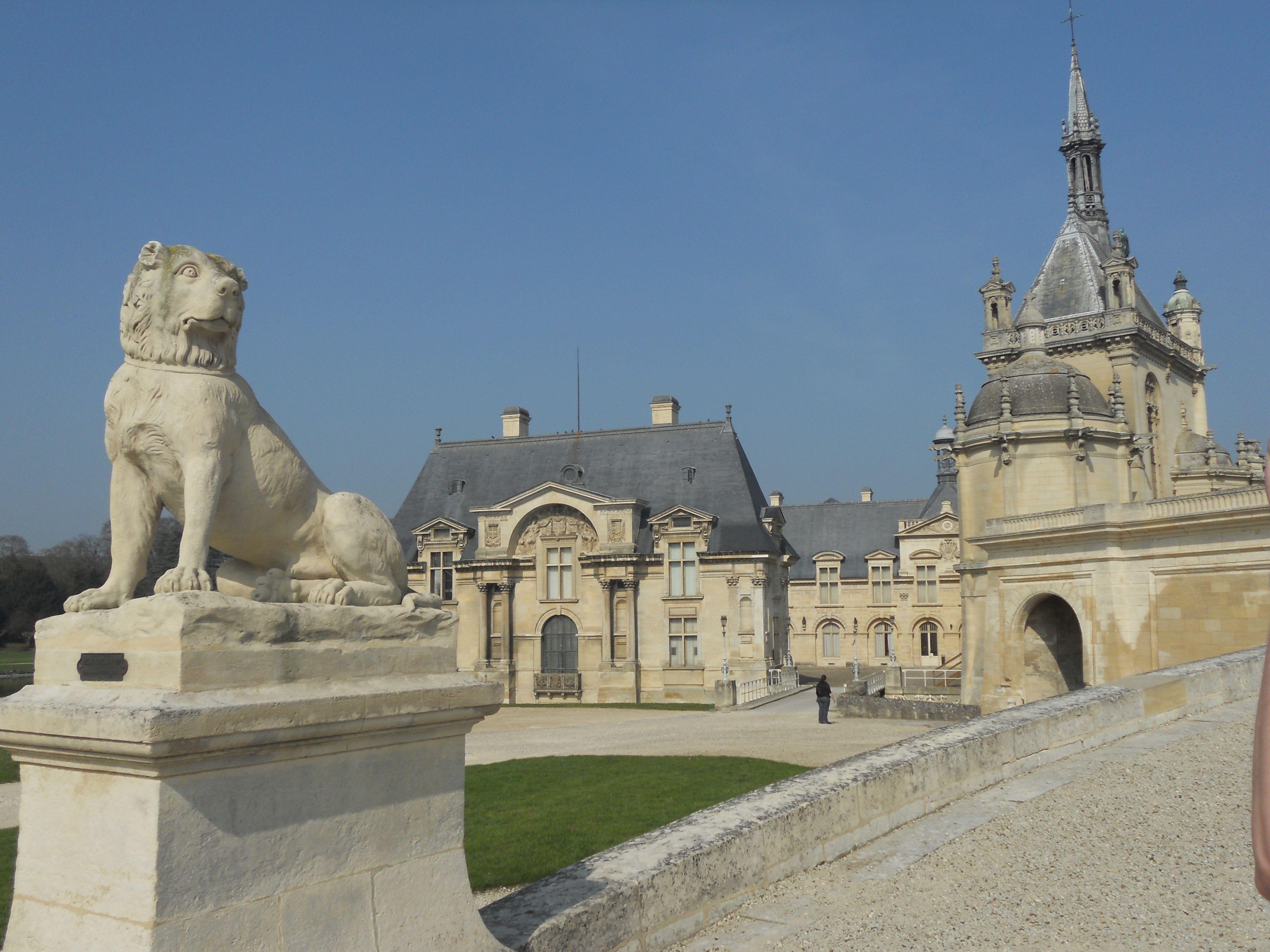 château de chantilly - Bing Images
