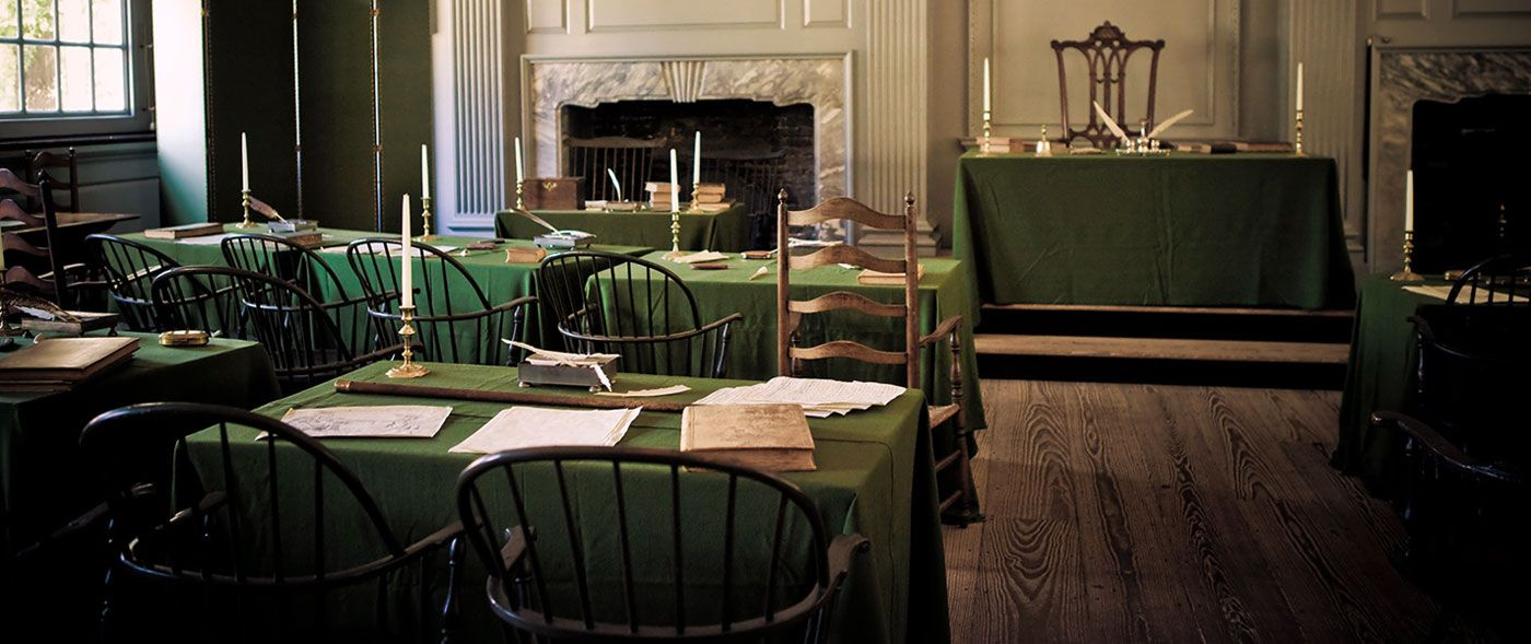 Independence Hall is one of the 5 major sites to check out at ...