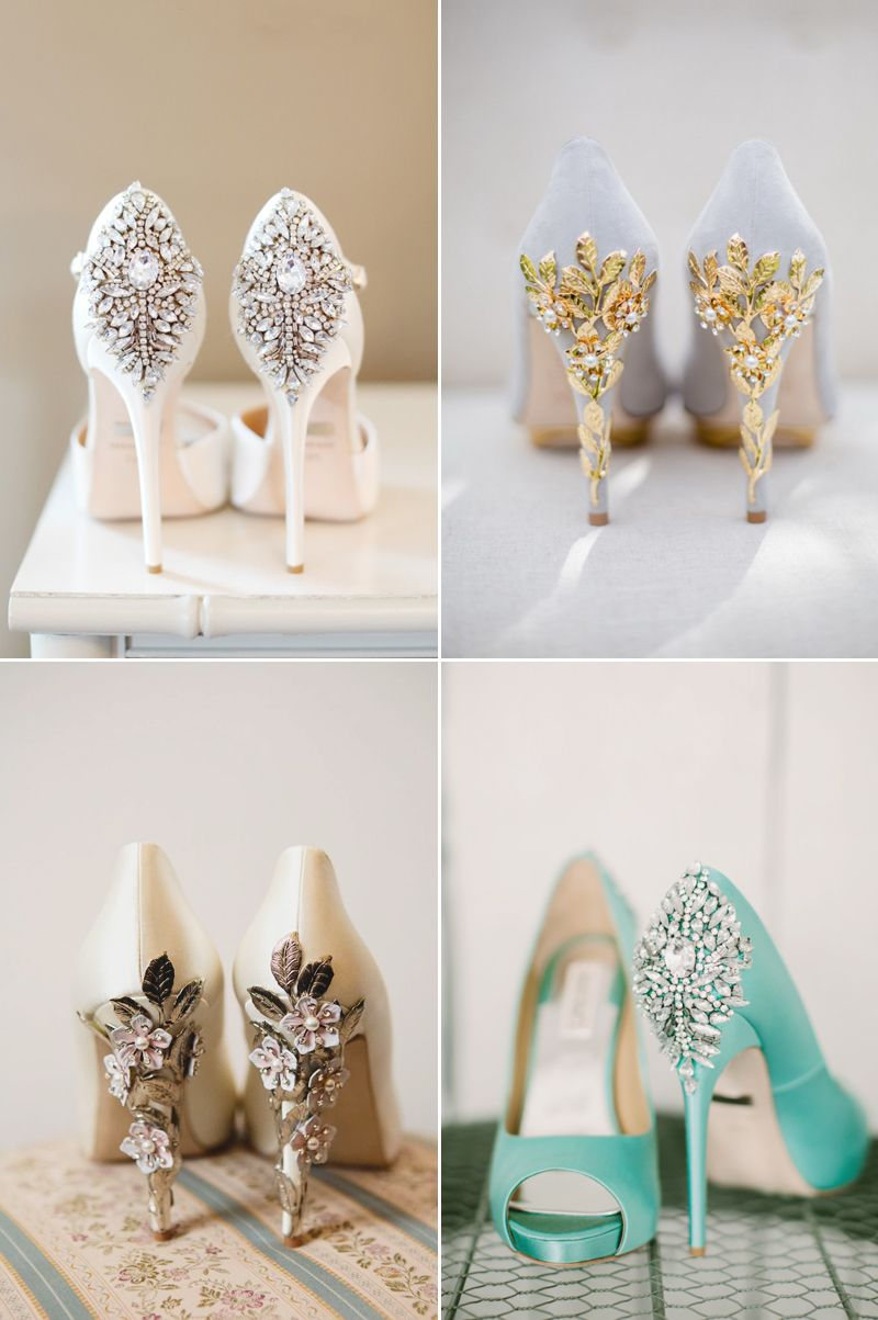 The Perfect Pair! Our Current Fave Wedding Shoe Trends | Wedding ...