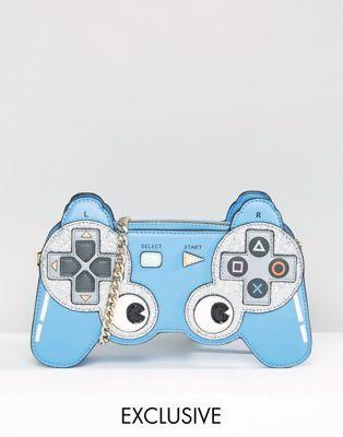 Bandolera con diseño de mando con brillo exclusivo de LYDC   Cross body  bags, Cross body and Bag