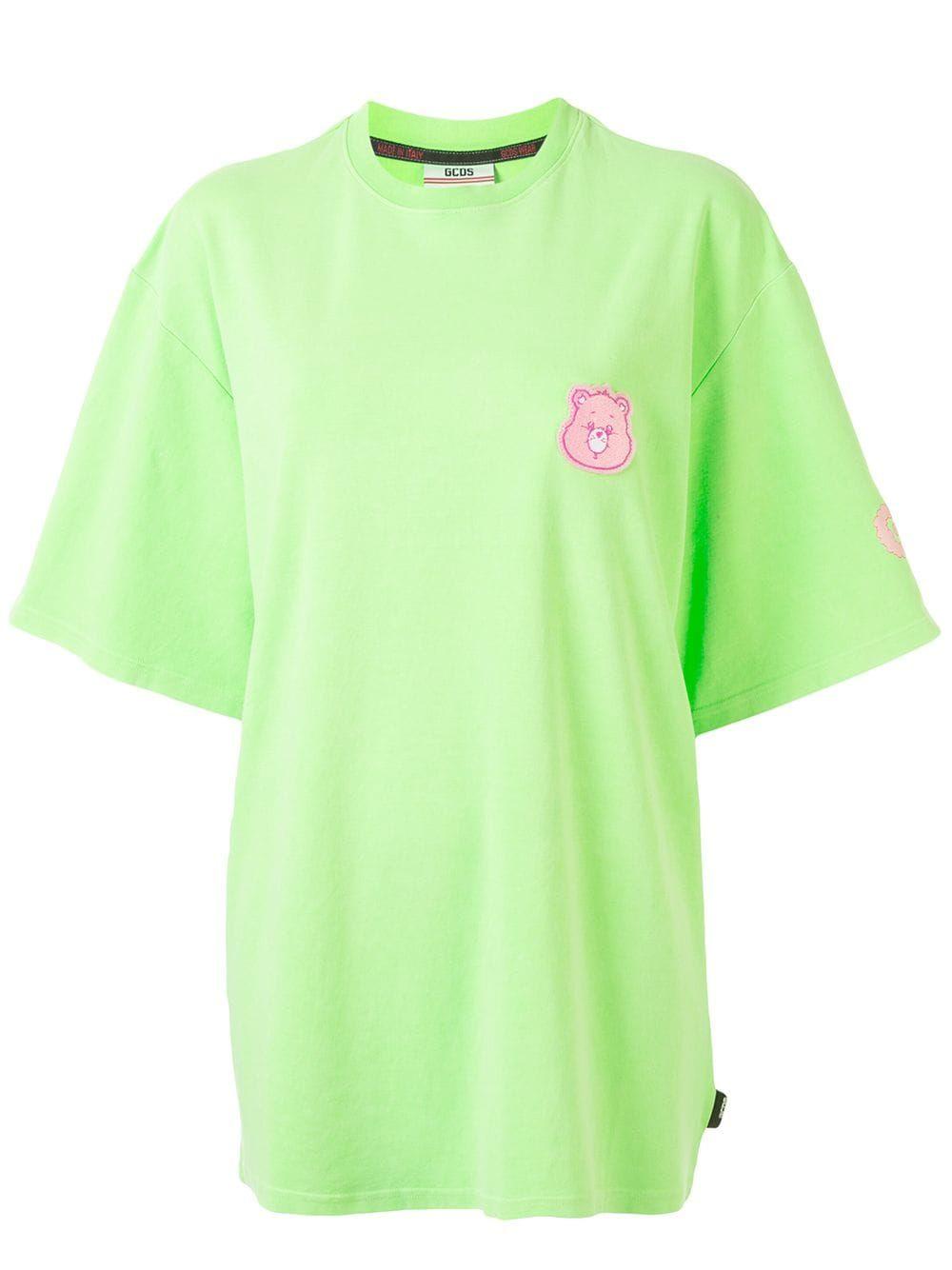 Gcds Bear Extra T-shirt dress