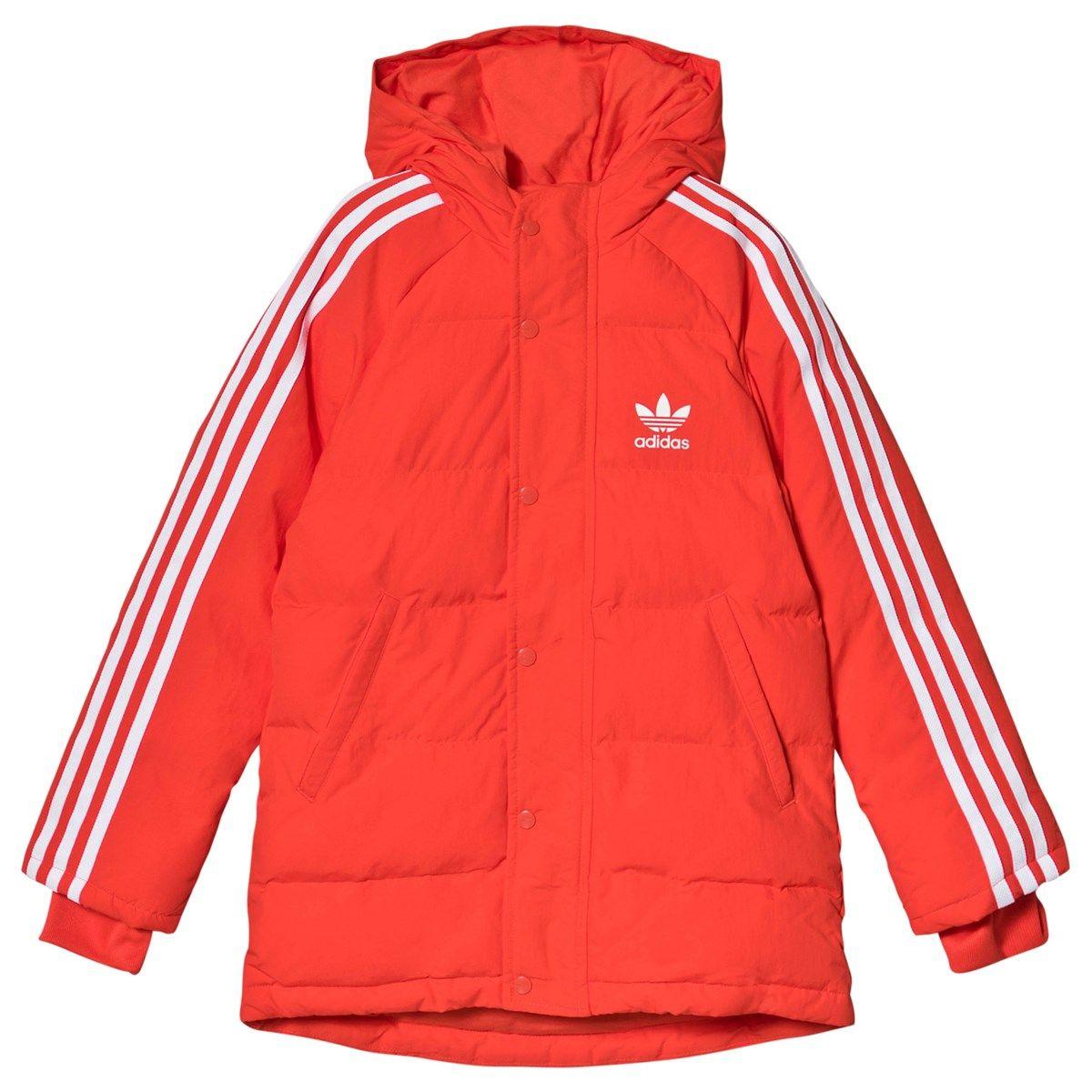 adidas originals trefoil padded jacket