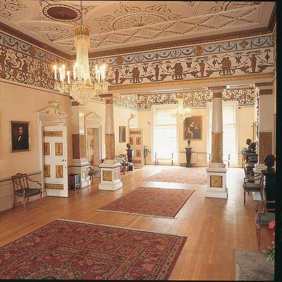 Irish Writers Museum interior