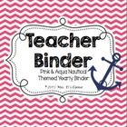Ready for an organized classroom environment?! Here's the answer to all of your classroom organization and teacher binder stressers...  This ZIP fi...