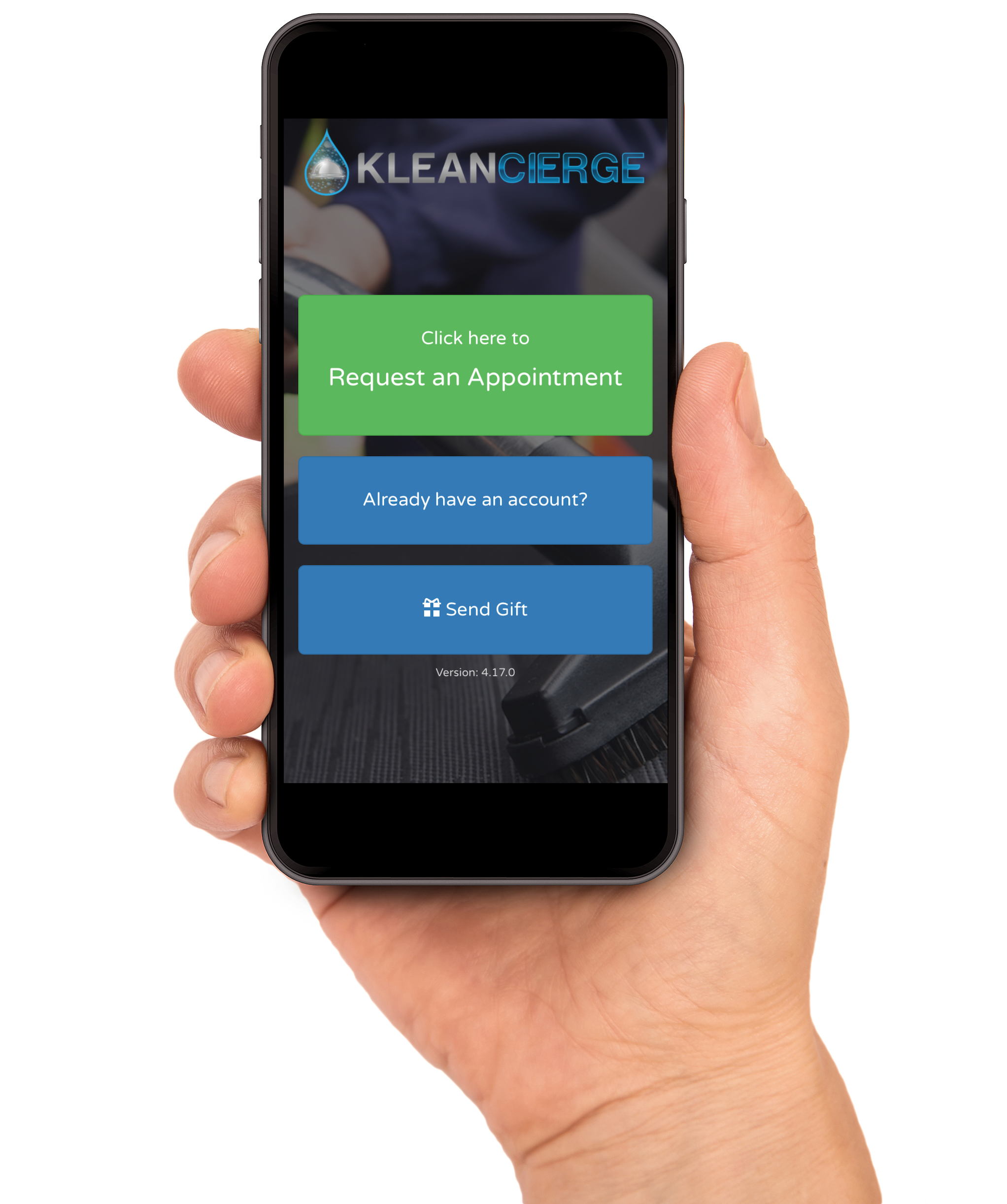 Kleancierge is a mobile app that connect vehicle owners