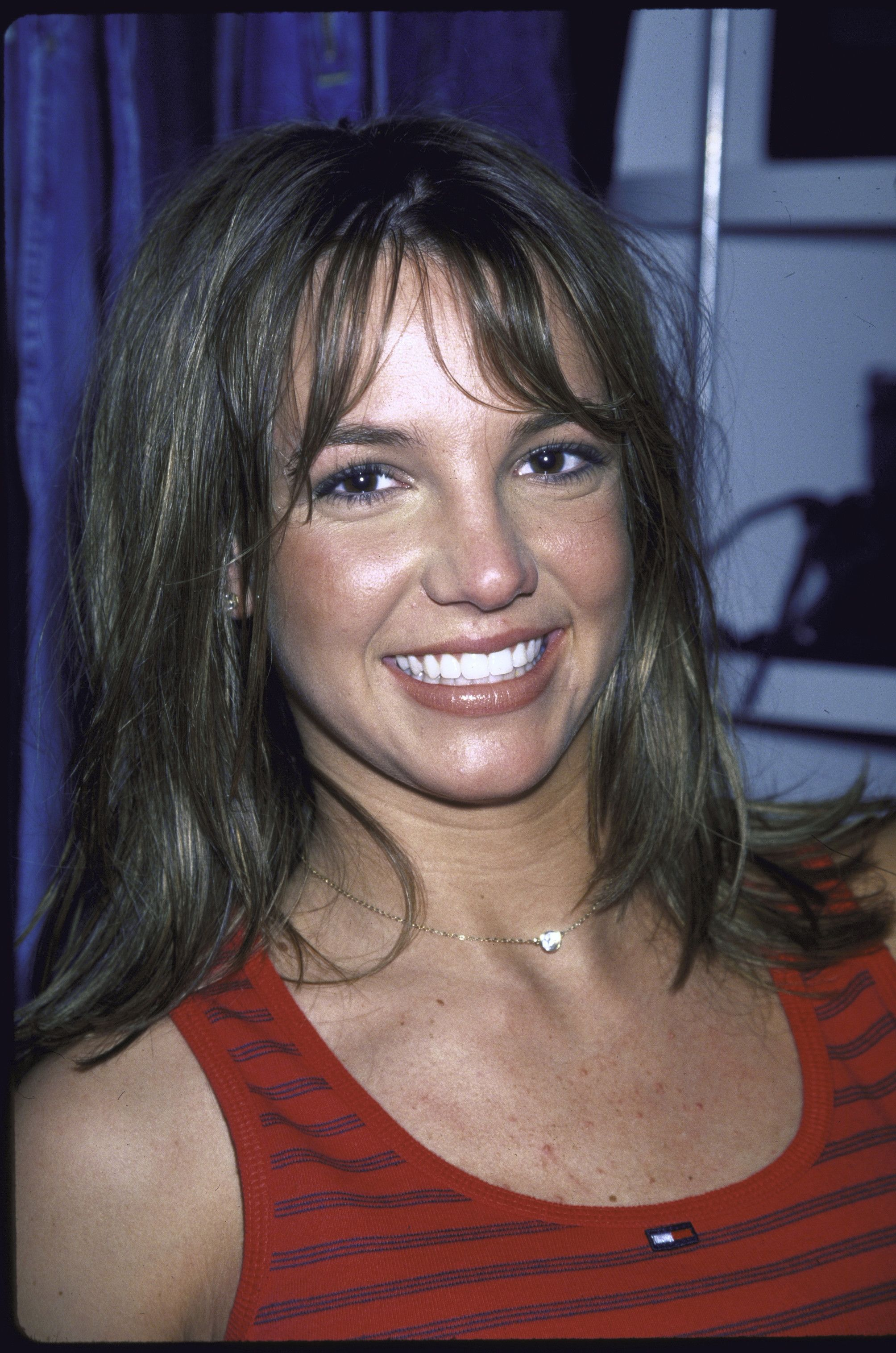 remember when britney spears was freshfaced and innocent
