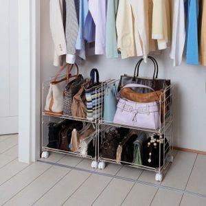 もう困らない!「鞄・バッグ」をおしゃれにスッキリ片付ける収納アイデア - NAVER まとめ