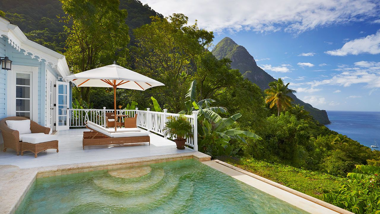 Viceroy Hotel St Lucia St Lucia Hotels Resort Beach Resorts