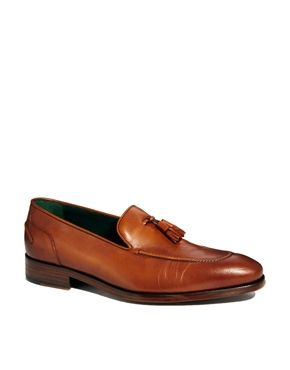 Reiss Culross Tassel Loafer