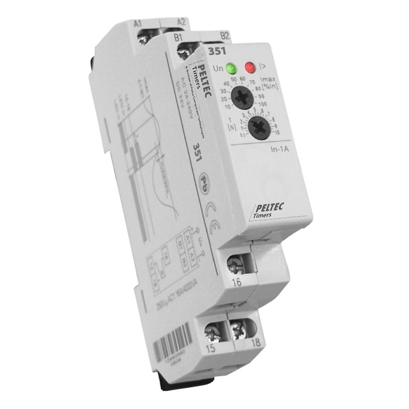 Pin By Pelco Component Technologies On Peltec Din Rail Current Sensors And Power Relays