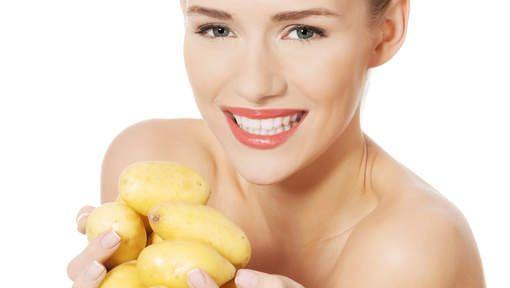 Rauwe aardappel tegen acne? Het werkt! - Beauty - Nina