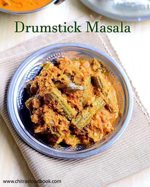 Drumstick/Murungakkai Masala