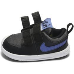 Photo of Nike Pico 5 Glitter Baby and Toddler Shoe – Black Nike