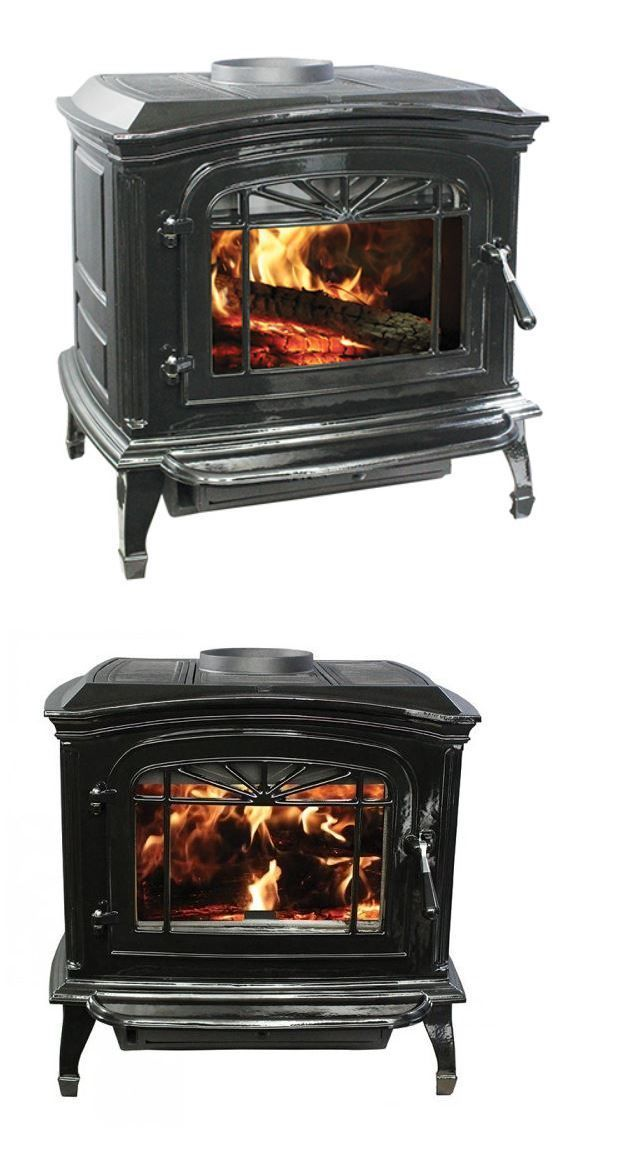 Heating Stoves 84184: Breckwell Swc21 Cast Iron Freestanding Woodstove -> BUY IT NOW ONLY: $1200 on eBay!