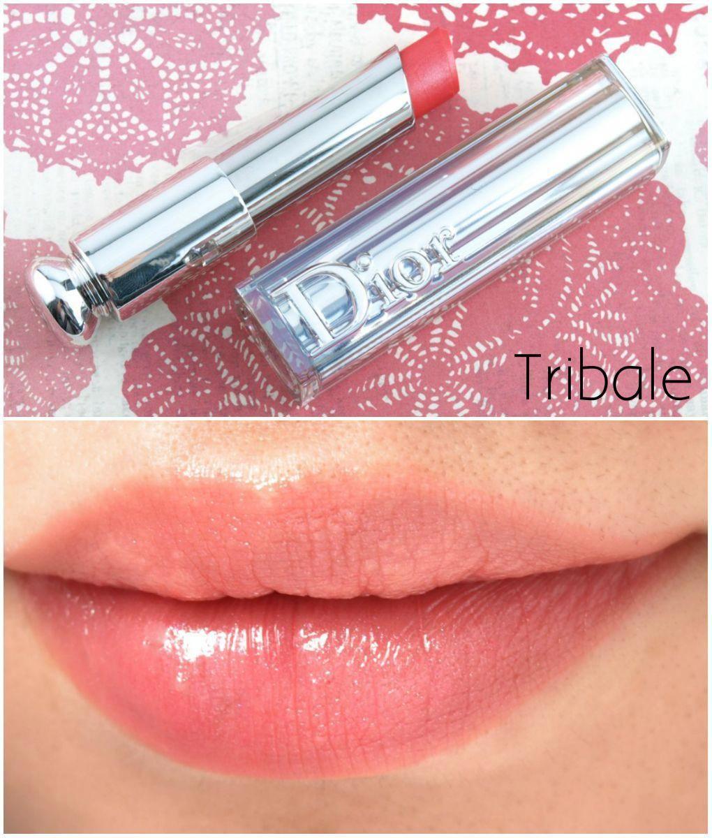 Makeup Revolution Division Palette! Dior addict lipstick