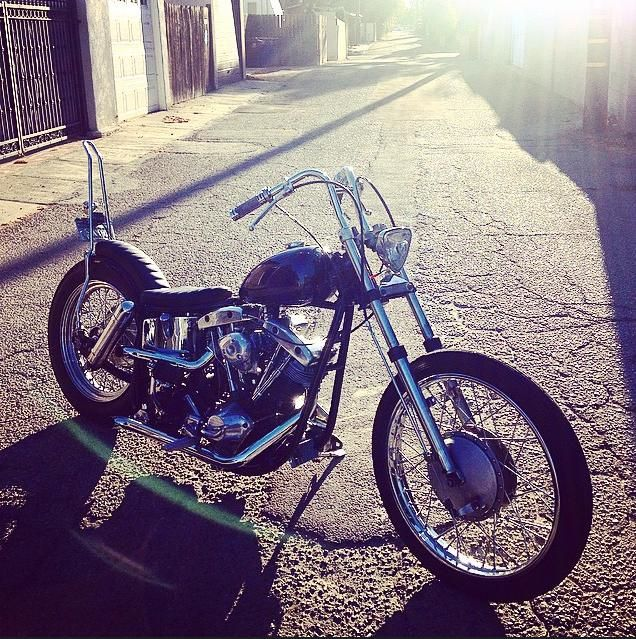 dWrenched - Kustom Kulture and Crazy Bikes: ONE OF THE