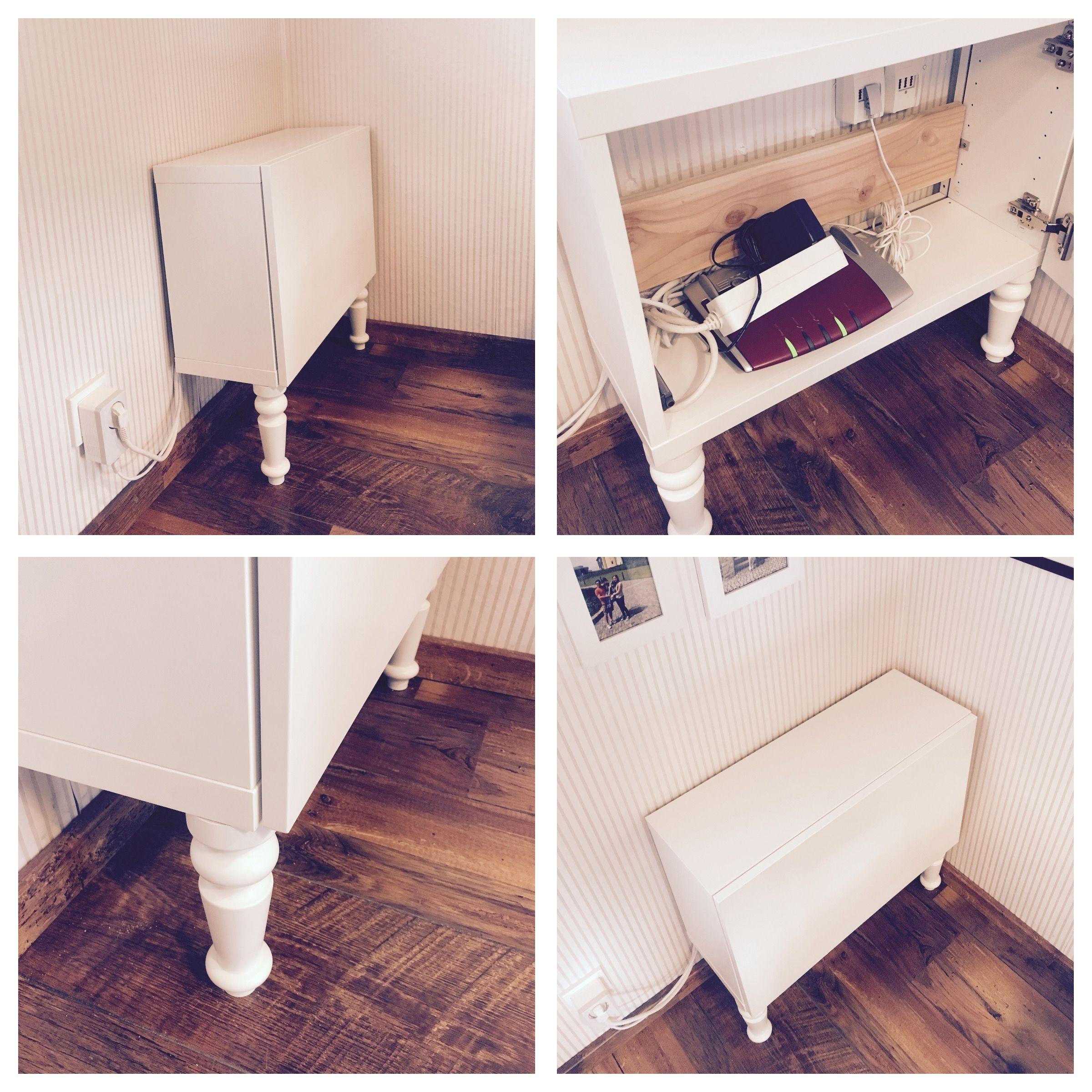 router verstecken basteln pinterest router verstecken verstecken und ikea ideen. Black Bedroom Furniture Sets. Home Design Ideas