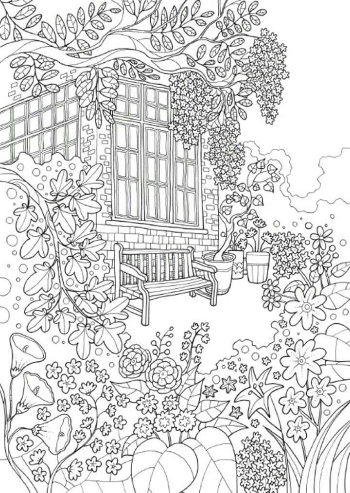 Pingl par heather newman sur coloring pinterest - Mandala paysage ...