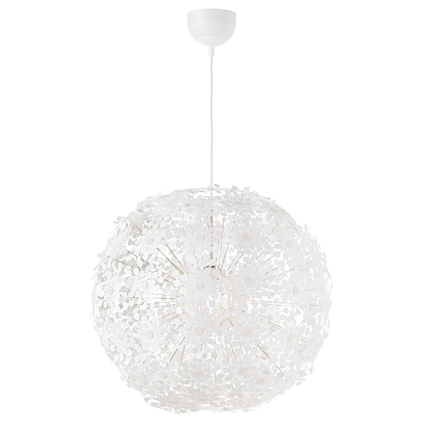 Grimsas Pendant Lamp White 22 Ikea White Pendant Lamp