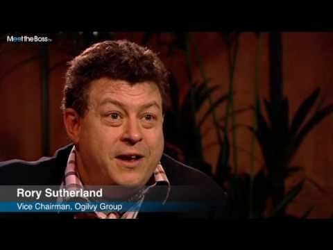 Effective Branding Lessons from Rory Sutherland, Ogilvy Vice Chairman | MeetTheBoss
