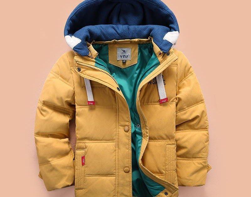 dc049fd06 Big Discount 2018 new winter baby boys girls kids children down ...