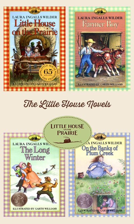 The Little House Books Books House Book Childhood Books