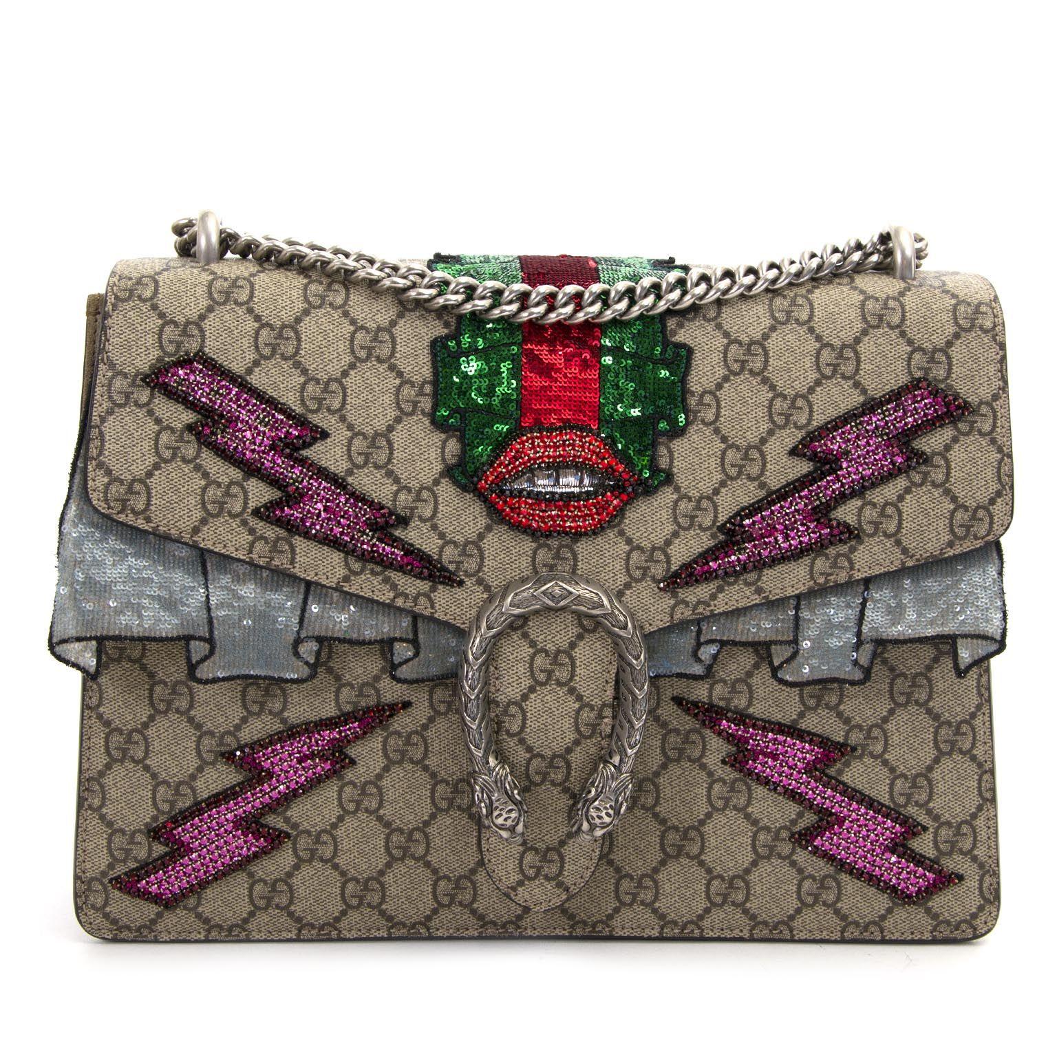 27895700d1e9 Gucci Dionysus | Shop Labellov in 2019 | Bags, Shoulder Bag, Gucci