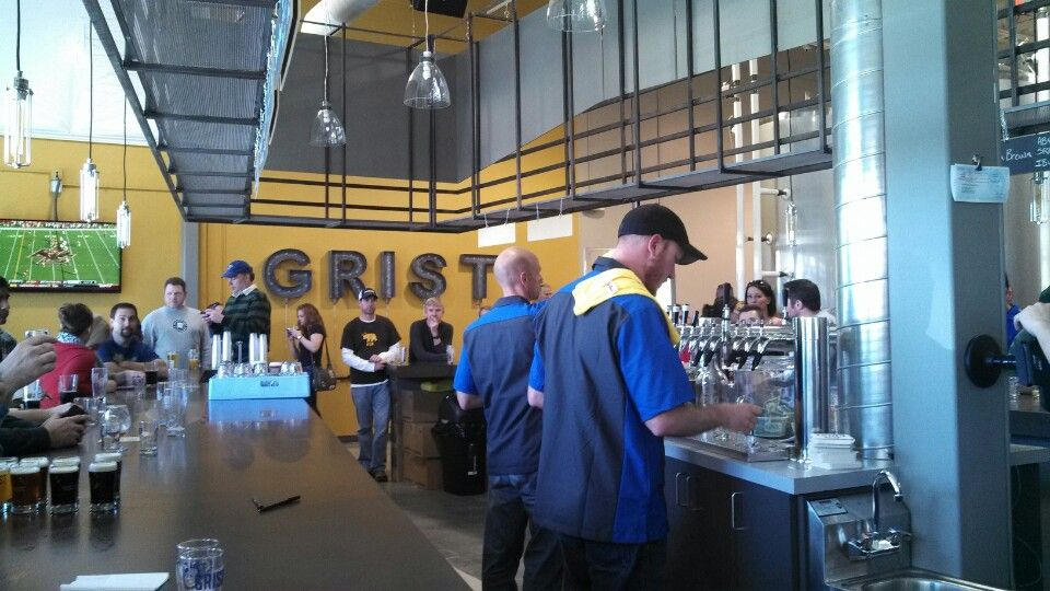 Grist Brewing Company Denver Breweries Brewing company