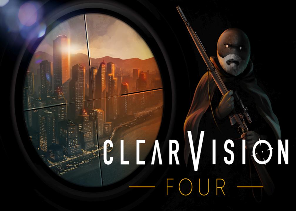 Clear Vision 4 Brutal Sniper Game VIP Mod Download