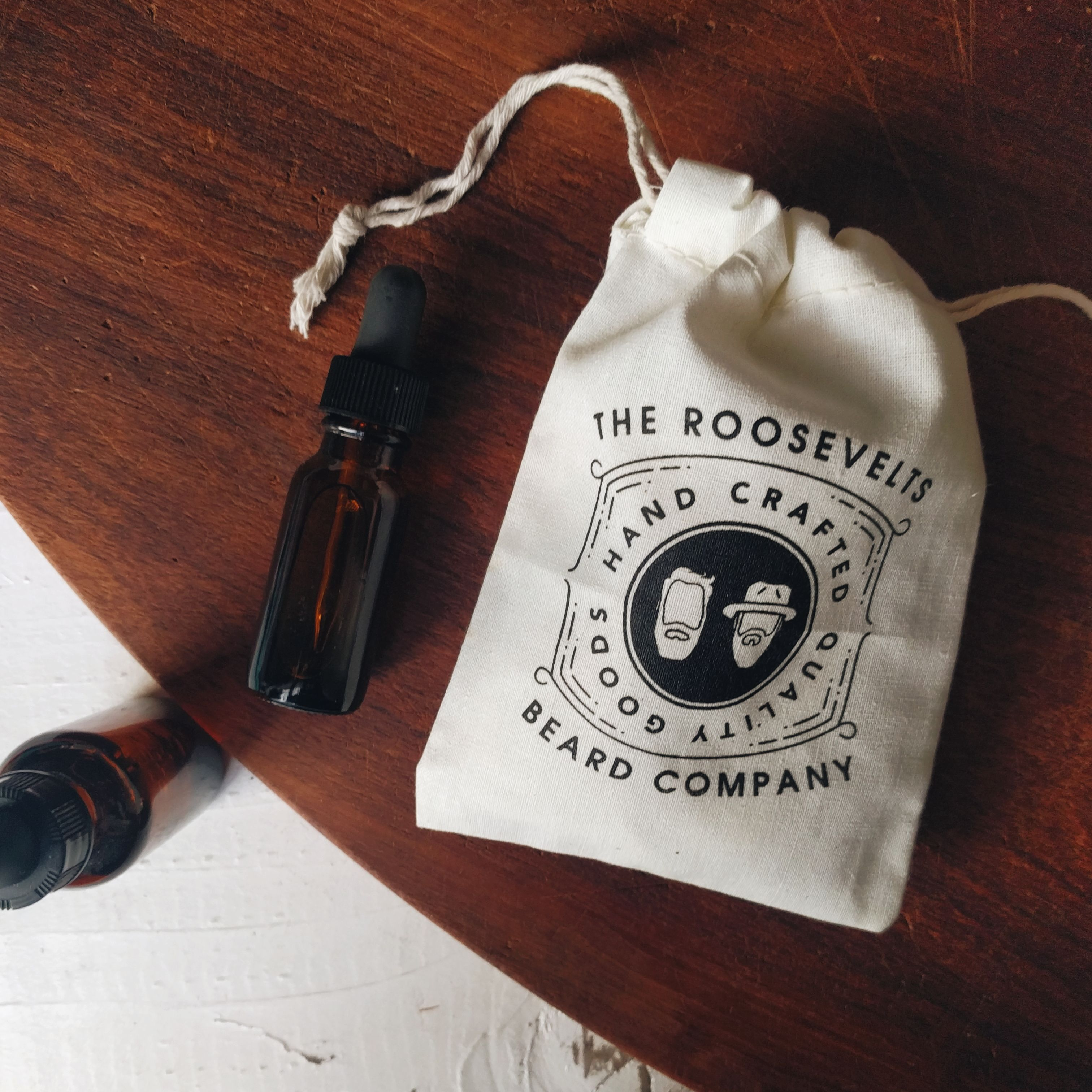 Custom Drawstring Cotton Bag For Shipping Bath And Beauty Goods