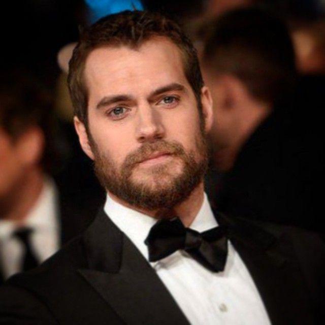 Henry on BAFTA Red Carpet. Feb. 8, 2015