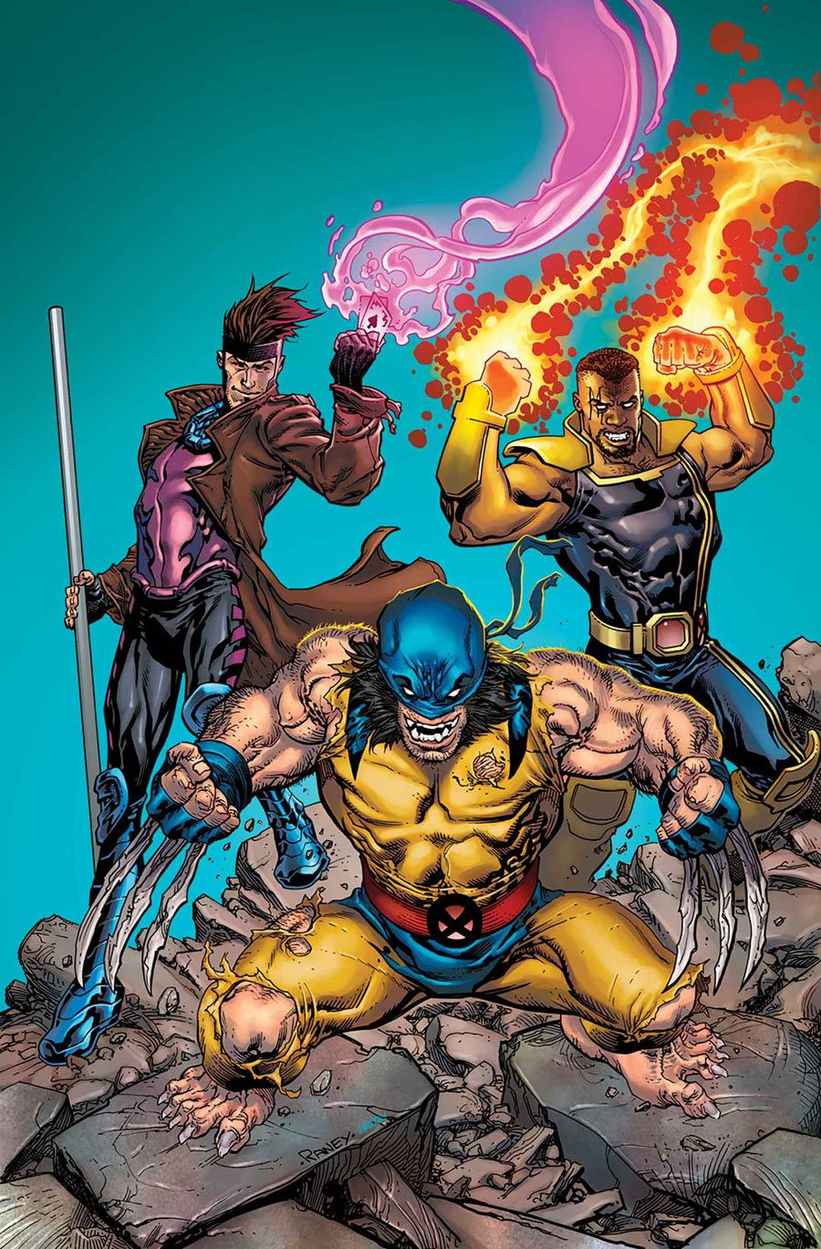 Images for : EXCLUSIVE: Marvel's X-Men Solicitations for December 2015 - Comic Book Resources