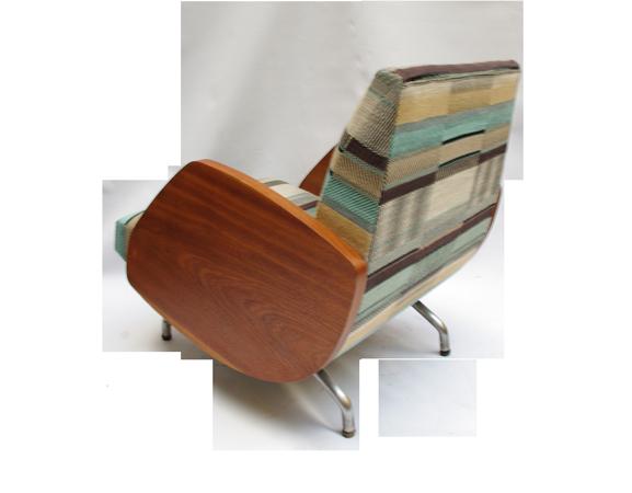 Fotel Typ 360 J Różański Meble1 Mid Century