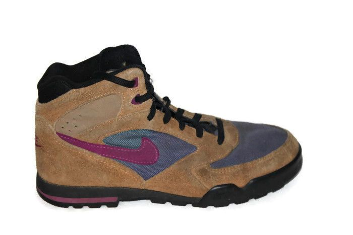 VTG Nike Caldera OG Hiking Boot ACG 90s 1993 Retro Brown Purple Womens Size  7.5  Nike  HikingTrail  Casual 72f184ad31