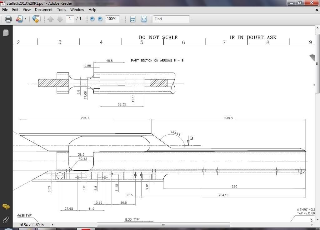 Airforce Schematics, CAD, diagrams ~ Air Rifle SA Forums | Air rifle