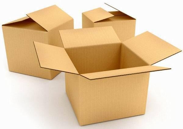 lựa chọn thùng carton để đựng đũa ăn