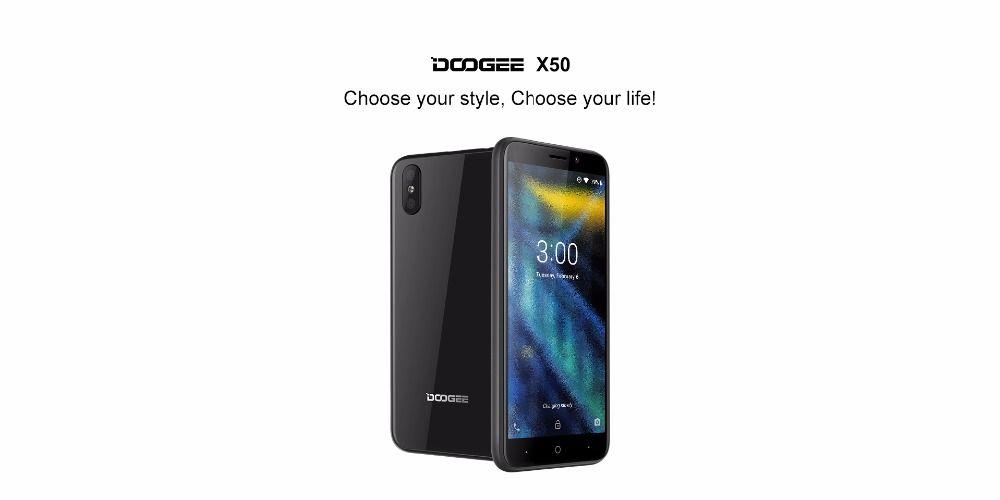 Doogee X50 Telefono Movil Android 8 1 Mtk6580m Quad Core 1 Gb Ram